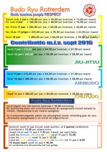 Contributie 2017