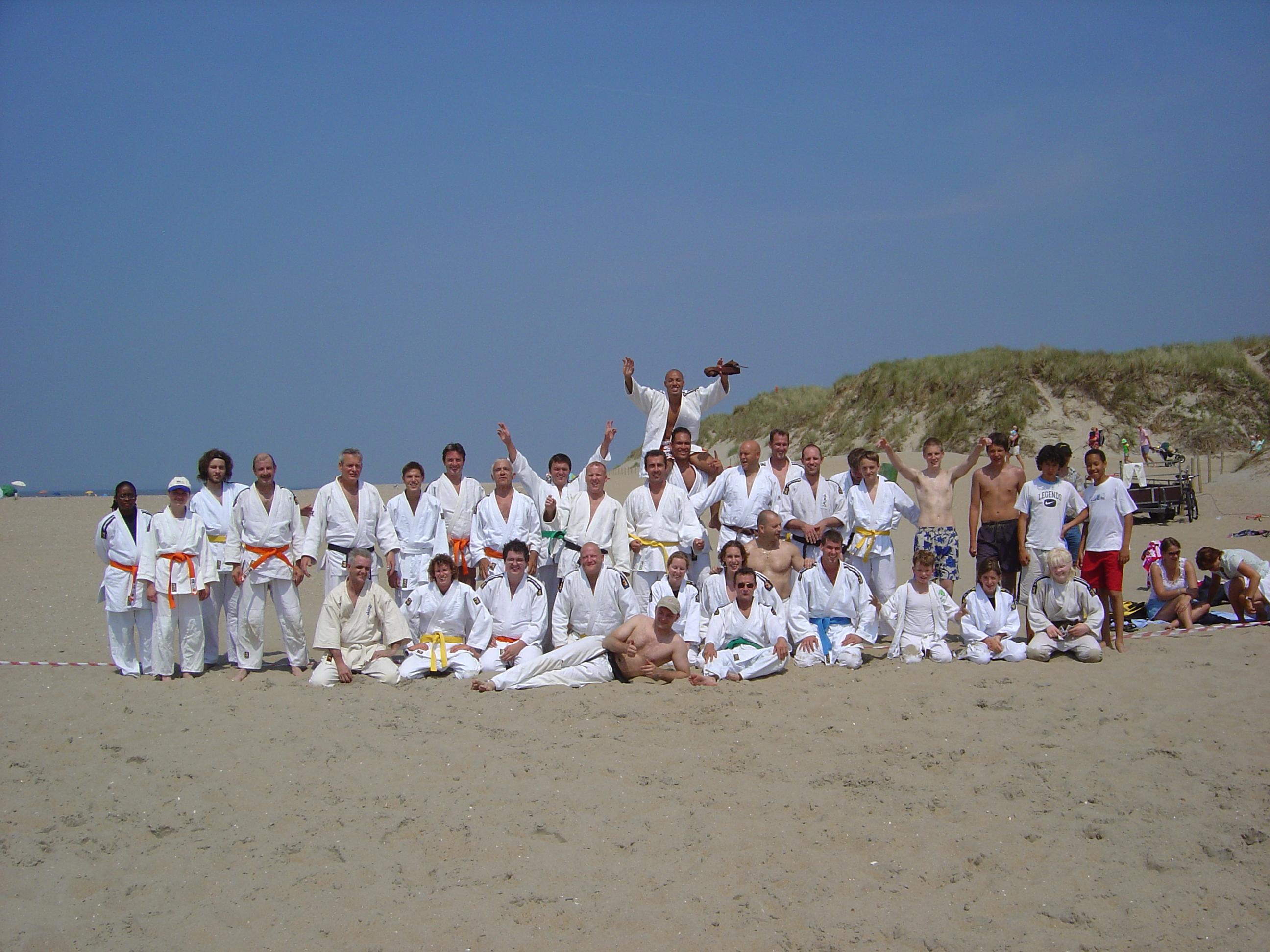 Strandtraining 2006